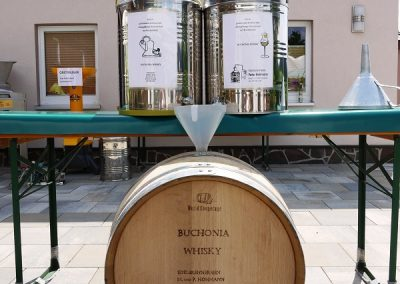 Edelbrennerei Hohmann - Buchonia Whisky2